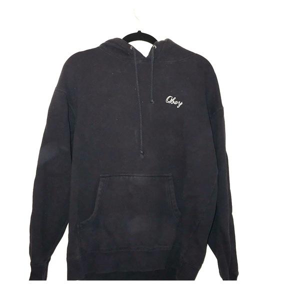 Obey zumiez hoodie